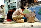 Work in Hanoi Mural Community