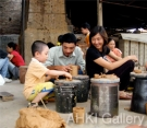 Work with chirden and community in Phu Lang-Bac Ninh