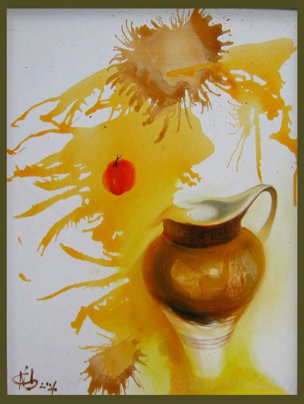 Portrait 1 Oil