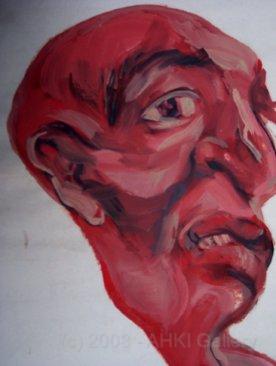 Portrait 3 Oil